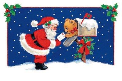 FRS 384 / 6091 Christmas Card