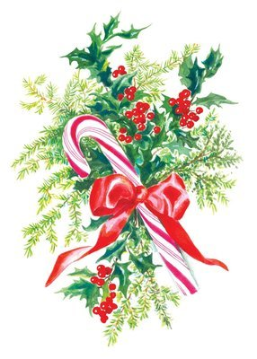 FRS 412 / 6032 Christmas Card