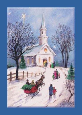 FRS 426 / 6033 Christmas Card