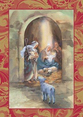 FRS 432 / 6034 Christmas Card