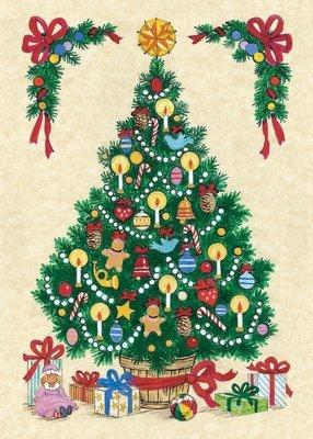 FRS 468 / 6038 Christmas Card