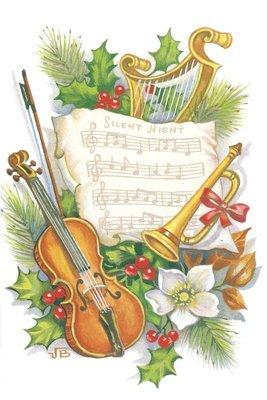 FRS 278 / 6012 Christmas Card