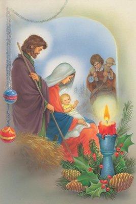 FRS 322 / 6016 Christmas Card