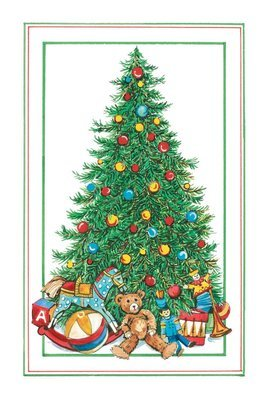 FRS 329 / 6019 Christmas Card