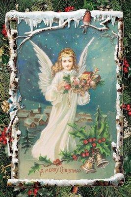 FRS 332 / 6020 Christmas Card