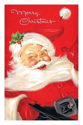 FRS 345 / 6022 Christmas Card