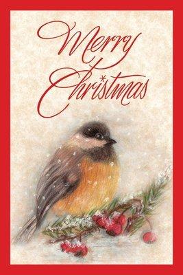 FRS 355 / 6023 Christmas Card
