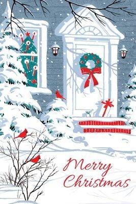 FRS 365 / 6027 Christmas Card