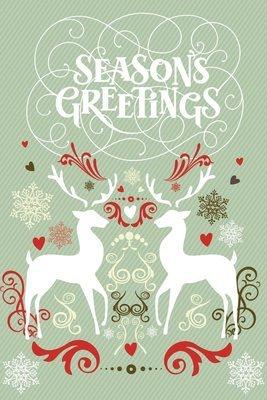FRS 501 / 6046 Christmas Card