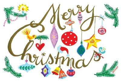 FRS 323 / 6086 Christmas Card