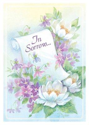 FR1387   Sympathy Card