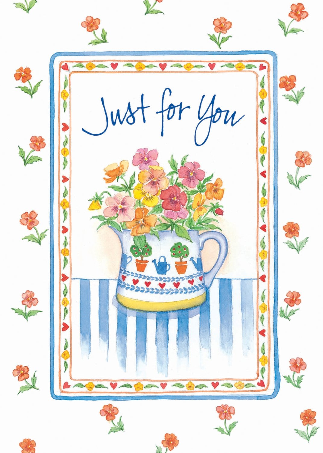 FR8619   Thinking Of You Card