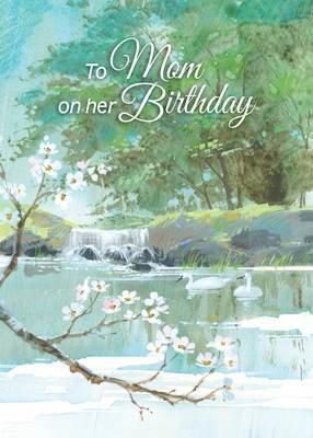 FR0340   Family Birthday Card / Mother