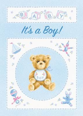 FR1885   Congratulations Baby Card / Boy