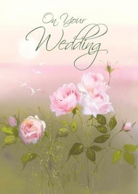 FR7417   Wedding Card