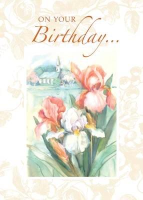 FR8493   Birthday Card