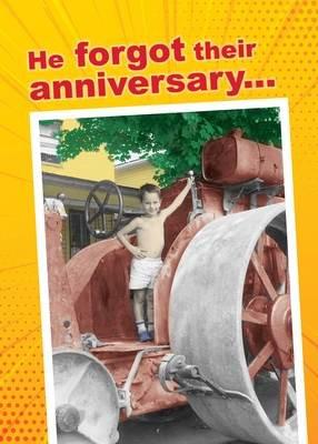 AP1408   Anniversary Card