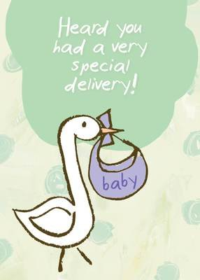 AFH270   Baby Card