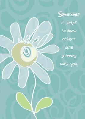 AFH272  Sympathy Card