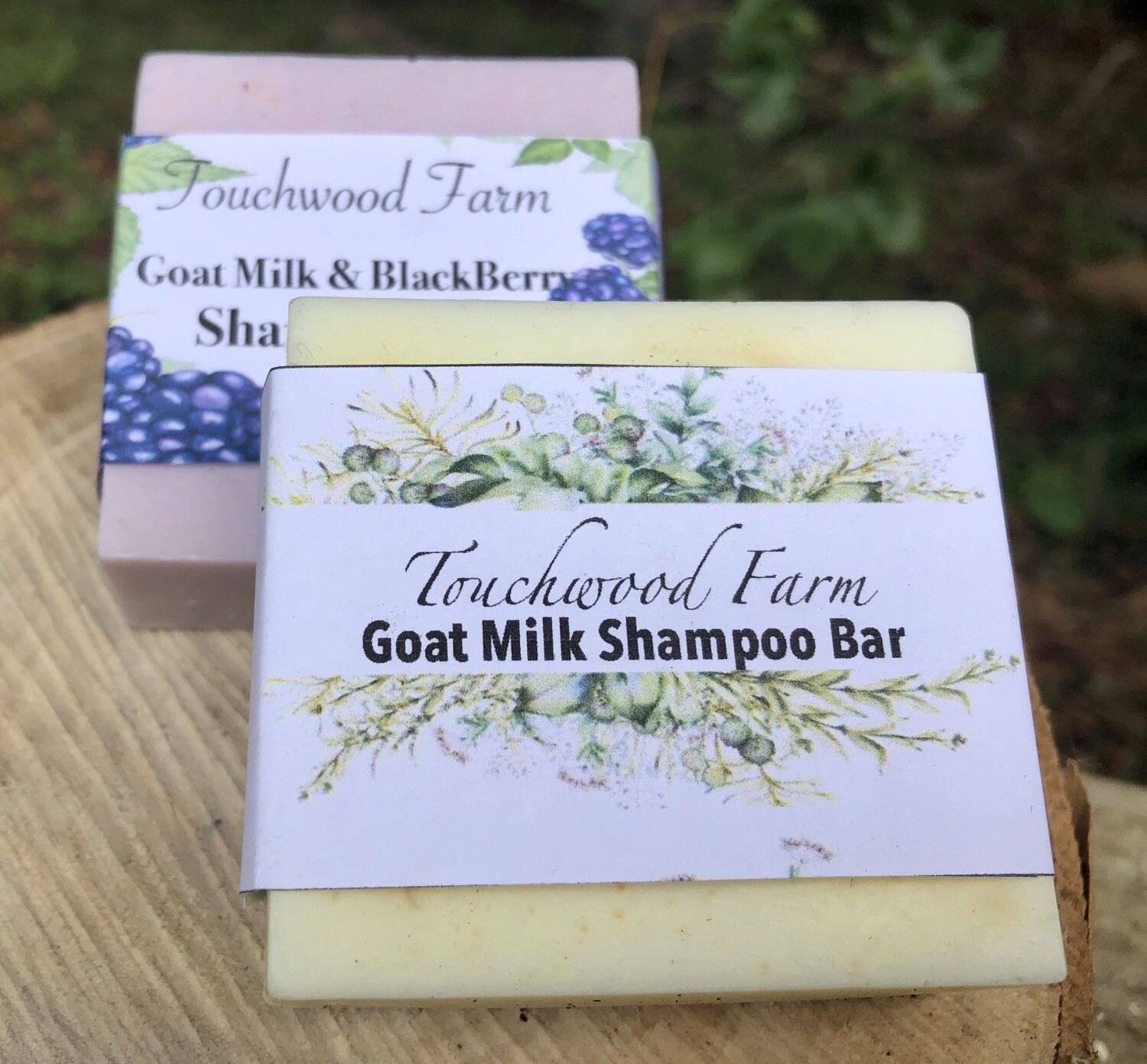 Goat Milk Shampoos and Conditioners Solid Bars and Liquid