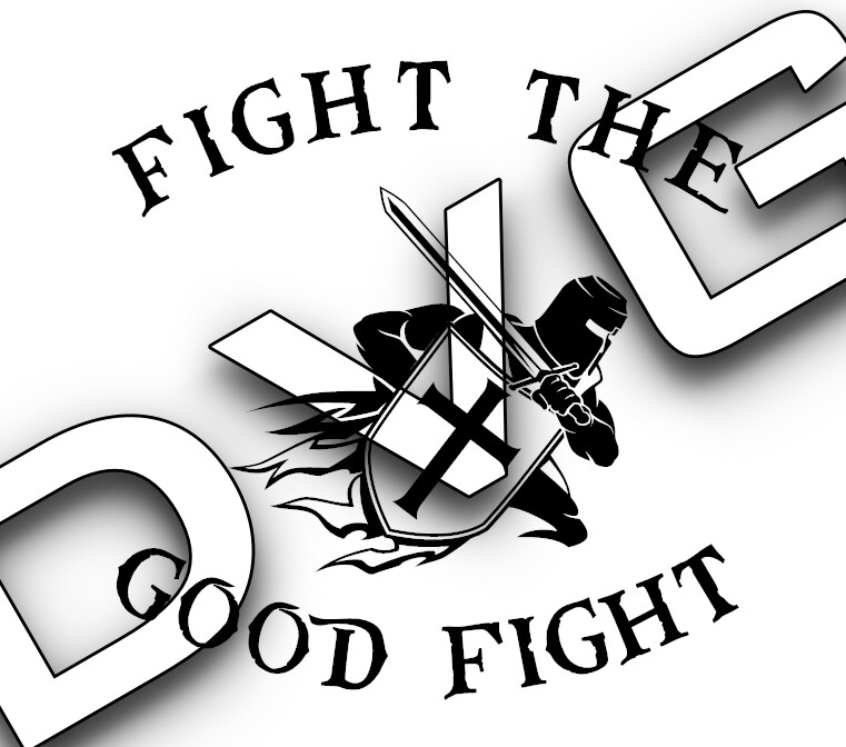 Fight the Good Fight (Scripture)