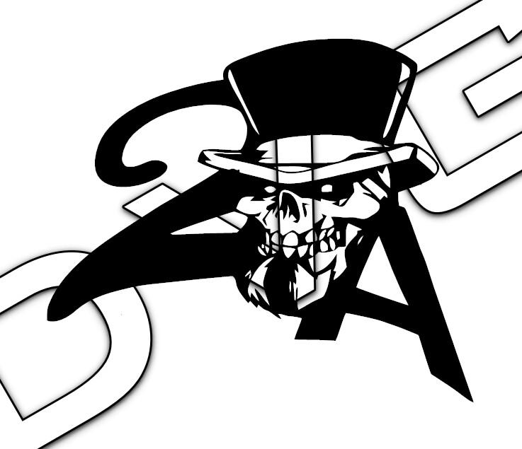 2nd Amendment Uncle Sam Skull