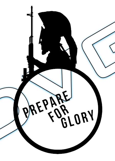 Spartan Prepare for Glory