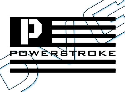 Power Stroke Tactical Flag