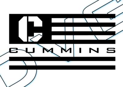 Cummins Tactical Flag