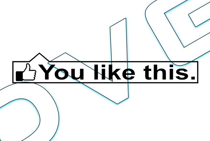 You like this