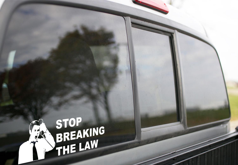 STOP BREAKING THE LAW (Jim Carrey)