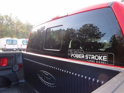 F-150 Power Stroke