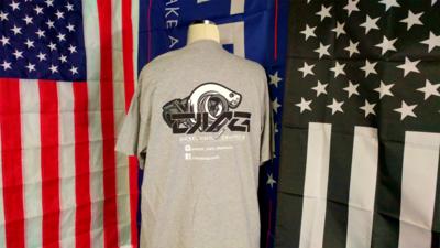 DVG Grey Shirt (Medium)