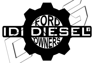 IDI Diesel Owners Group Decal