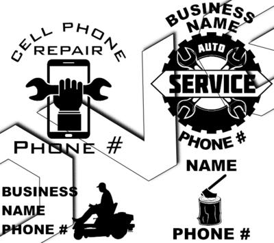 Entrepreneur Small Business Advertisement