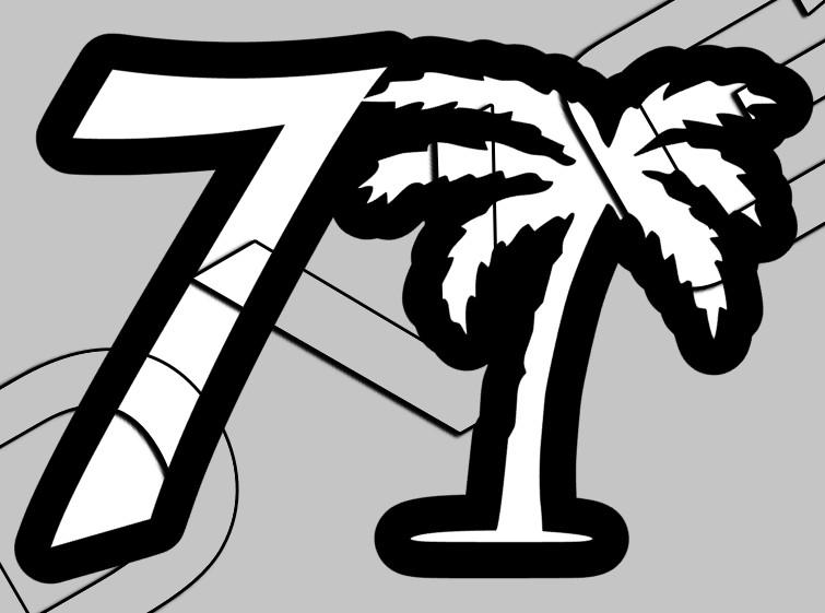 7-TREE PALM