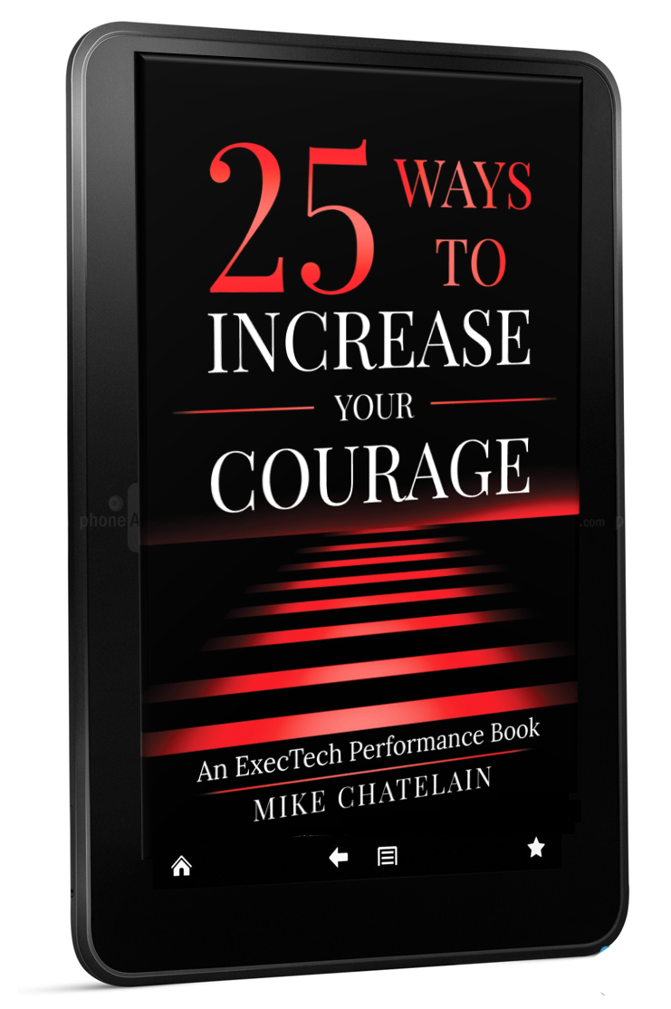 25 Ways to Increase Your Courage (Kindle eBook)