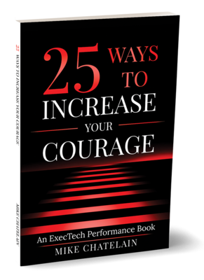 25 Ways to Increase Your Courage (Paperback with free shipping)