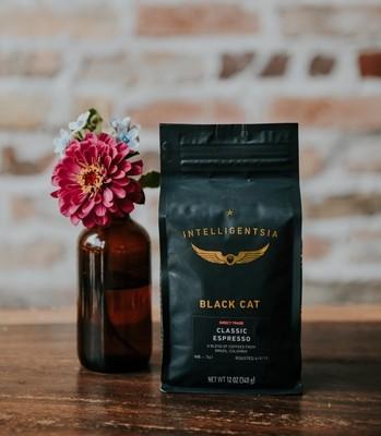 Black Cat Espresso Coffee Bag