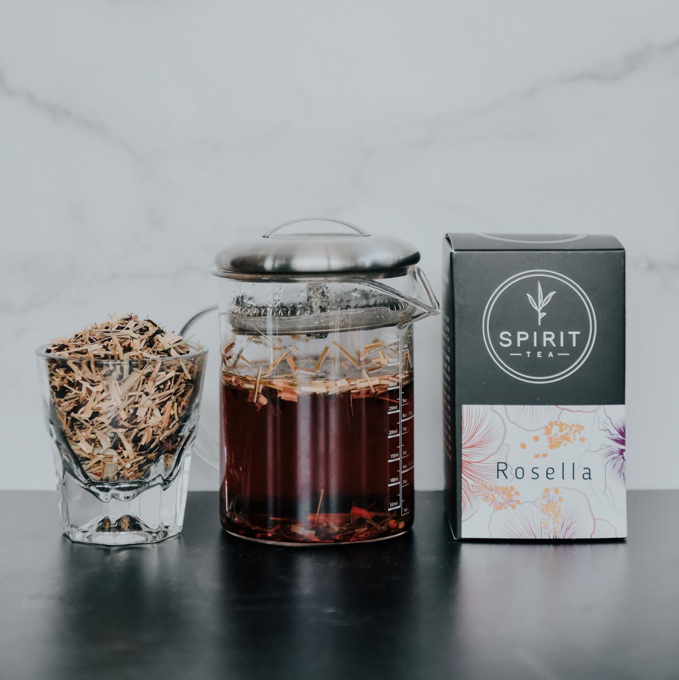 Spirit Tea - Rosella