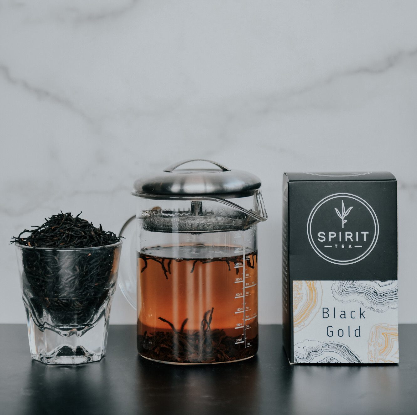 Spirit Tea - Black Gold