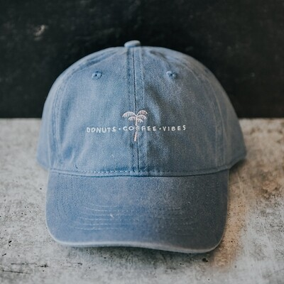 'Miami Vibes' Denim Hat