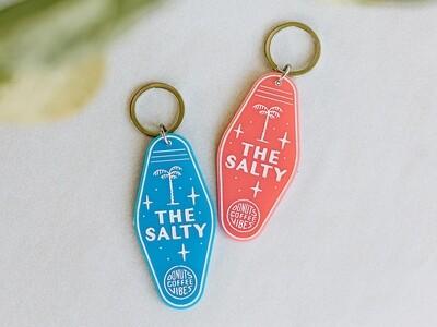 The Salty Keychain