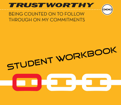 Trustworthy Athlete Workbook