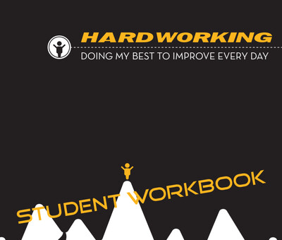 Hard Working Athlete Workbook
