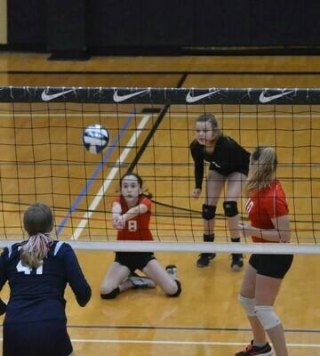 High School Volleyball Prep: Grades 9-12