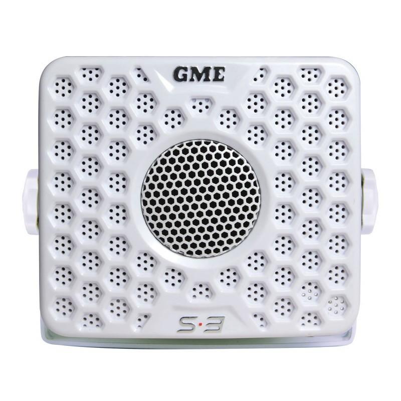 GME GS300 S3 Marine Box Speakers - Pair