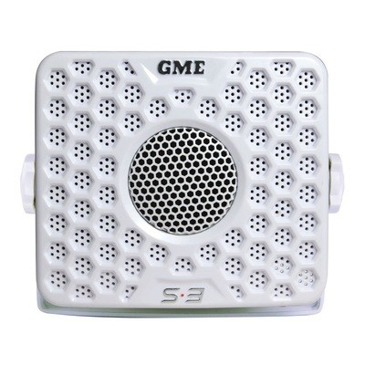 GME GS300 S3 Marine Box Speakers - Pair