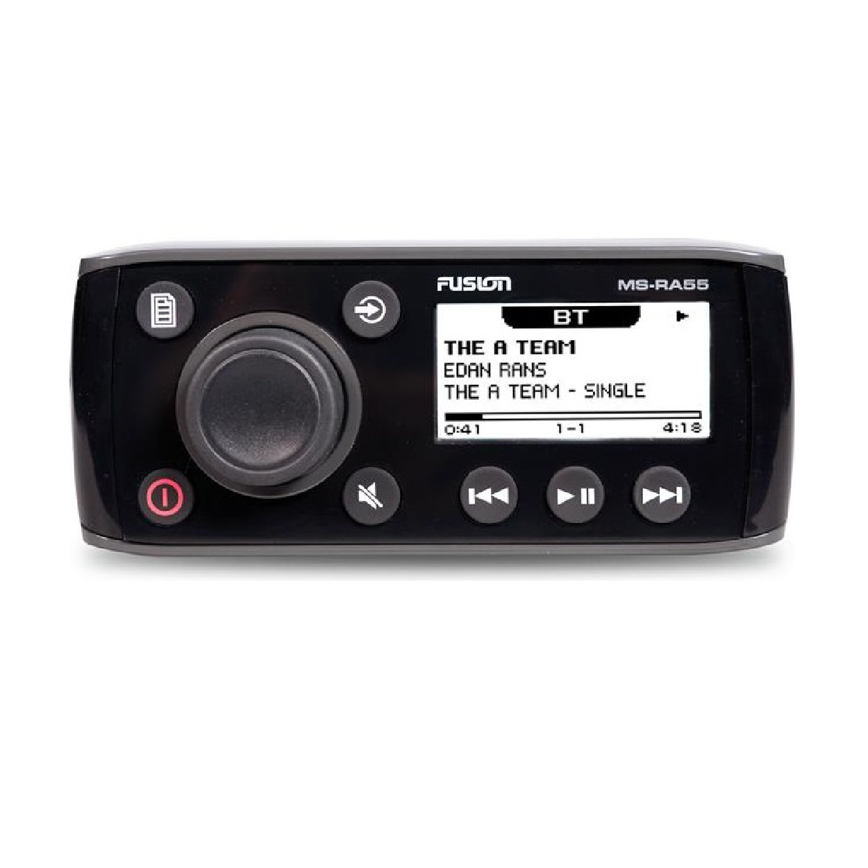 Fusion RA55 Compact Marine Stereo with Bluetooth