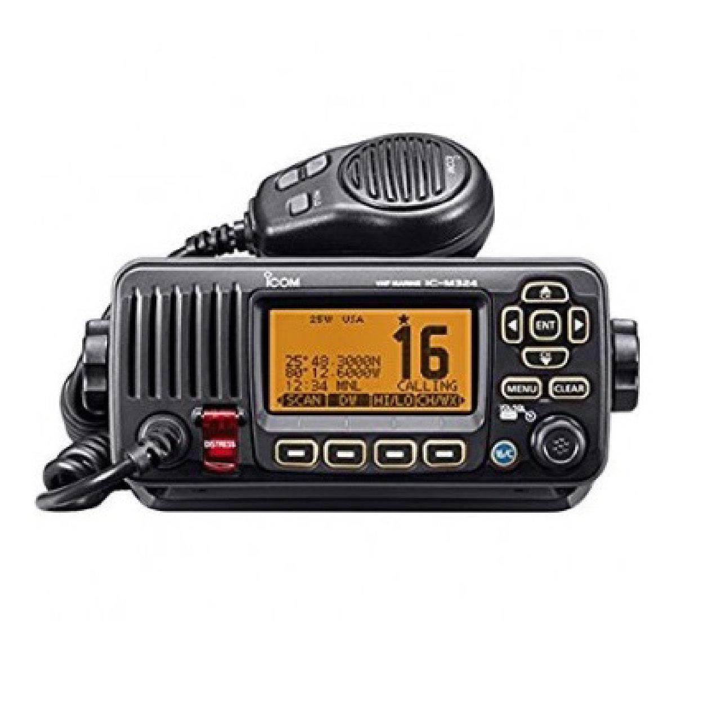 Icom M330 25 Watt Marine VHF Radio